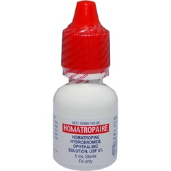 Homatropine Drops 5%, 5mL