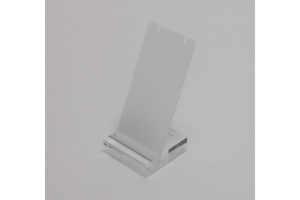 ACRYLIC PENDANT STAND TALL