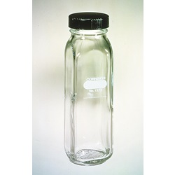 Milk Dilution Bottle With Screw Cap, Wide Mouth (Corning 1368/1373)
