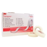 Transpore (Plastic) Tape - 0.5 Inch x 10 Yards, 3M