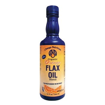 Flax Oil Orange Blend 12 fl oz