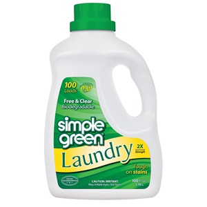 Simple Green® Laundry - Free & Clear