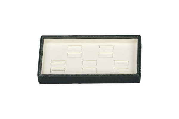 GRN/CRM MINI 5 SET STCKBL TRAY