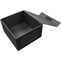 BLACK SMALL STORAGE BOX 1