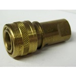 "Brass 1/8"" FPT Viton FHK Series Socket"