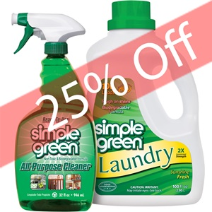 Simple Green® Laundry Kit