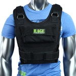 RAGE WEIGHTED VEST - 36LB