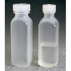 Reusable Plastic Dilution Bottle With Screw Cap (Nalgene 2500 & 2505)