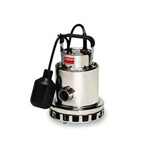 Stainless Steel Sump Pump 3/4 Horsepower 115v
