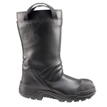 "Globe SHADOW™ 14"" Leather Pull-On Structural Fire Boot"
