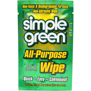 Simple Green® All-Purpose Wipes - 1 Wipe