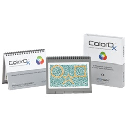 ColorDx six confusion color strategy for color blindness