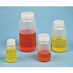 Wide Mouth Polyethylene Reagent Bottles