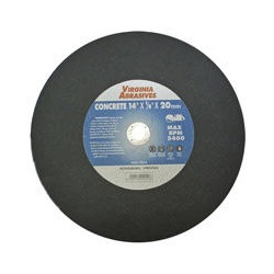 Cutoff Wheels for High Speed Portable Gas & Electric Saws - Reinforced Type 1 - Concrete