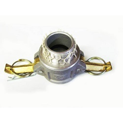 "1 - 1/4"" Female Coupler"