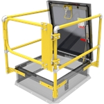 Roof Hatch Fall Protection