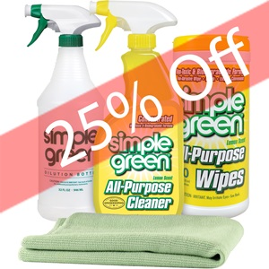 Simple Green® Starter Kit - Lemon Scent