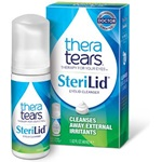 TheraTears SteriLid Eyelid Cleanser Foam, 1.62 FL OZ. - Preservative Free