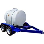 525 Gallon Tandem Axle Supply Trailer