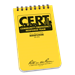 CERT POCKET NOTEBOOK