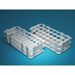 Plastic Test Tube Racks, Wet/Dry (United Scientific)