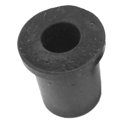 Spring shackle bushing