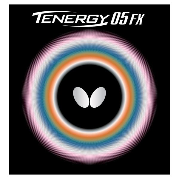 Butterfly Table Tennis Tenergy 05 Fx Rubber Offensive