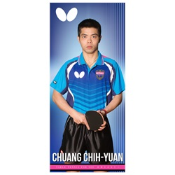Chuang Chih-Yuan Poster / Stand