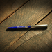 CLICKER PEN – Blue Ink