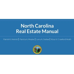 North Carolina Real Estate Manual digital subscription