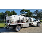 725 Gallon Roadside Sprayer Truck - GPS Injection