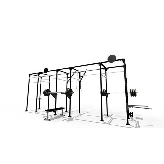 2 x 3 ONSLAUGHT CAGE - FLOOR MOUNTED