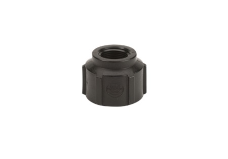 "1 1/2"" Female NPT x 1"" Reducing Coupling 