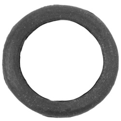 Door handle ferrule grommet