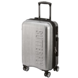 Melowa Suitcase - Silver