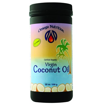 Virgin Coconut Oil 32 oz Organic