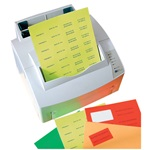 Labels-U-Create Assorted Colors