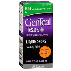 Genteal Tear Drops 0.3%, 15mL