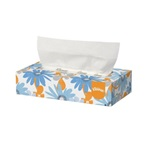 "Facial Tissue, Kleenex - 8.2"" X 8.4"", 100 Per Box"