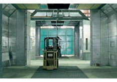Blast Rooms and Spray Booths