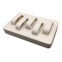 IVORY 5-WATCH TRAY 2/32