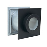 VENTIS® DIRECT VENT HORIZONTAL INSTALLATION KITS WITH WALL PASS-THRU