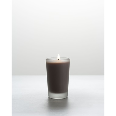 Tahitian Frosted Mini Candle