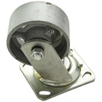 "Swivel 4"" x 2"" Semi Steel Caster"