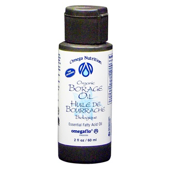 Borage Oil 2 fl oz    Organic