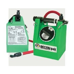 TFT DECON/pak portable decontamination system