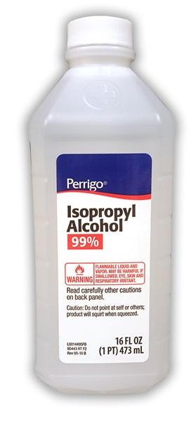 Isopropyl Alcohol 99 16 Oz