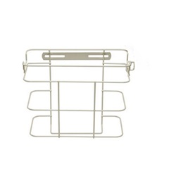 2 & 3 Gallon Wire Sharps Container Bracket - Non-Locking Wall Mo
