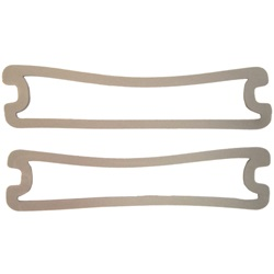 Parking and signal lens gasket