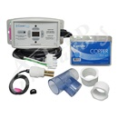 IONIZER: CLEAR BLUE A-400 120V WITH AMP PLUG